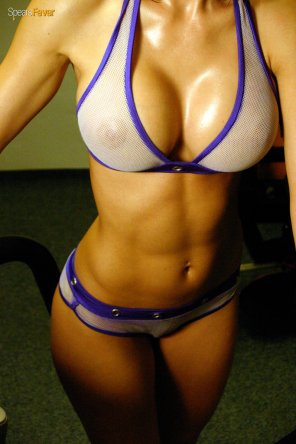 amateur photo The ultimate body