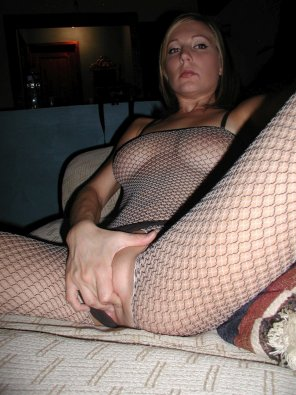 amateur photo Sexy in Bodystockings