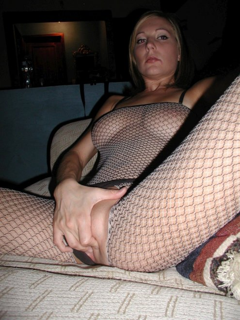 Sexy in Bodystockings Porn Photo