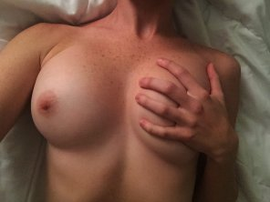 amateur photo quite a hand[f]ul ;)