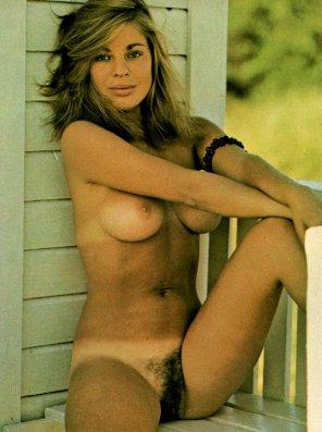 amateur photo Olivia Elliott, 1973