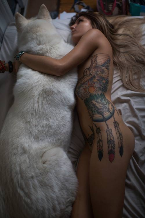 Porn dog girl K9porn videos