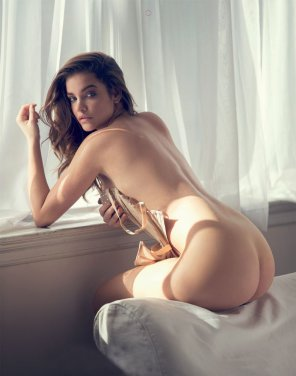 amateur photo Barbara Palvin