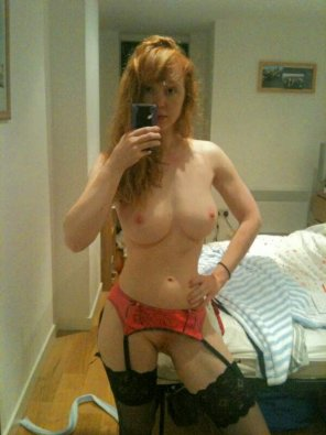 amateur photo PictureSelfie Ginger