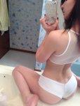 amateur photo counter top squat