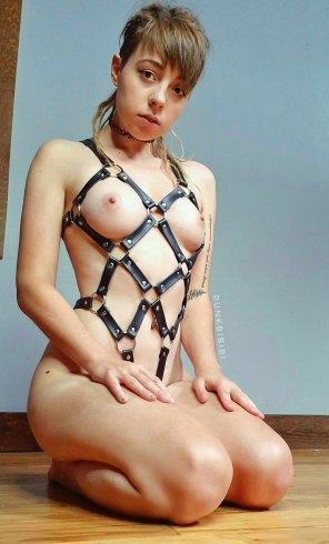 amateur photo My body harness [f]