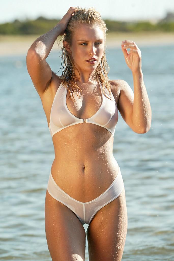 Amanda tapping nue