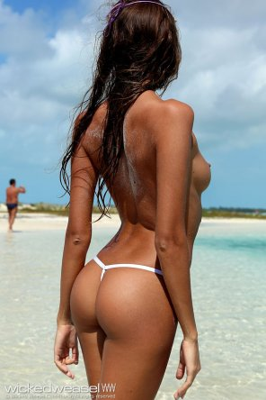 amateur photo Wicked Weasel babe
