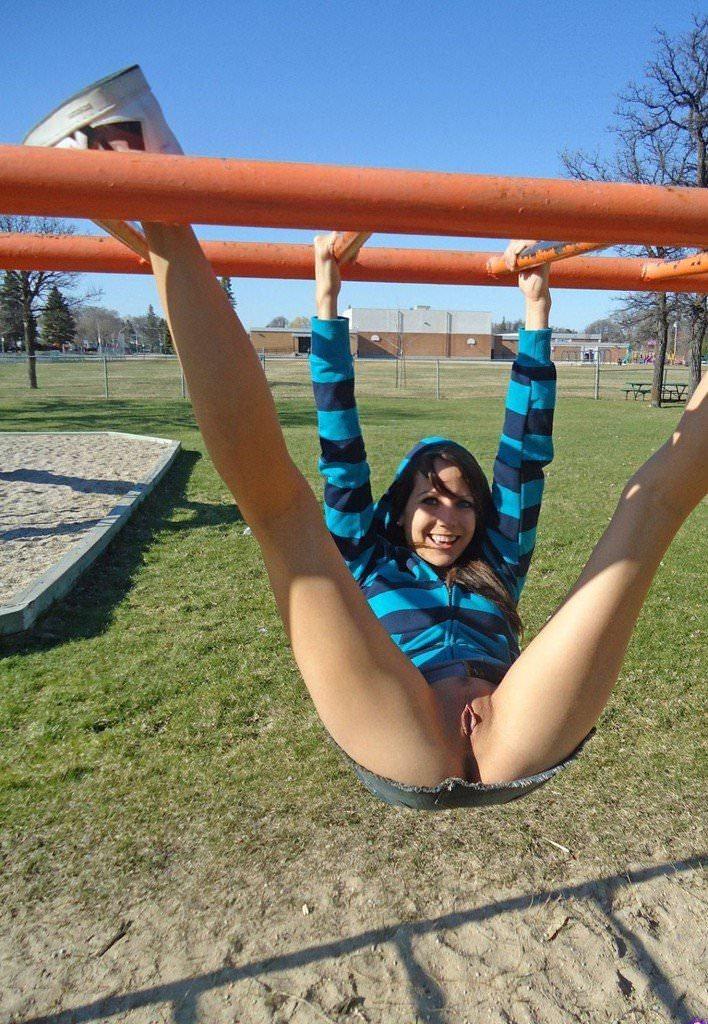 Cute pussy playground