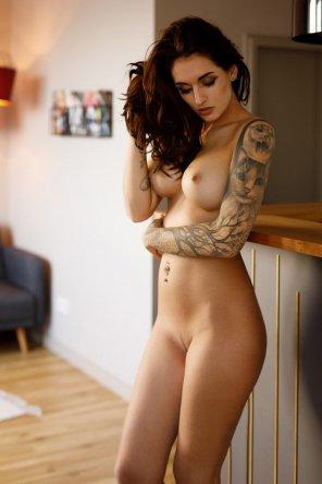 amateur photo Sweet sleeve