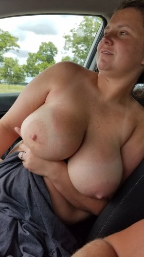 amateur photo Nude is the only way to travel