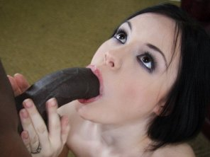 amateur photo tasty black dong