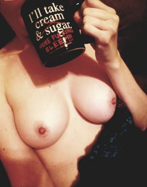 amateur photo Titty Tuesday came too early