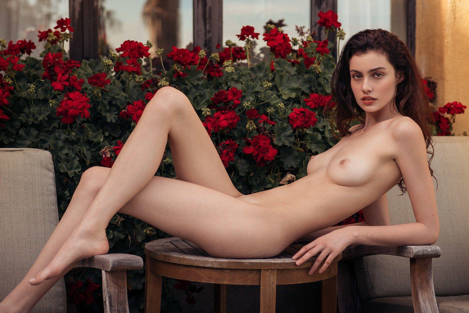 Sera mann nude