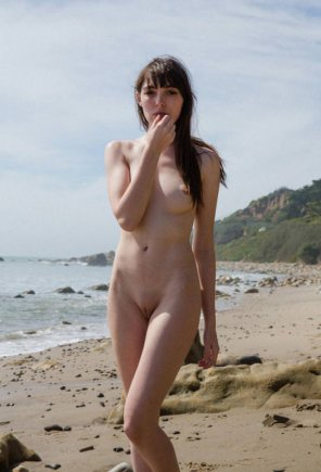 amateur photo Nude beach