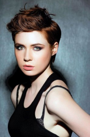 amateur photo Karen Gillan