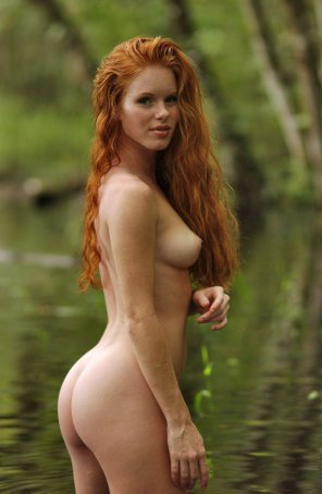 amateur photo Goin' skinny dipping