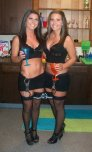 amateur photo Two girls in lingerie