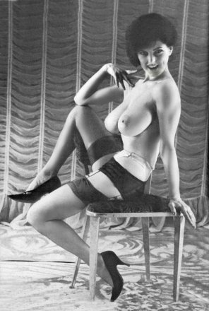 amateur photo Gaby Malone, 1960's