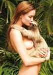 amateur photo Lucky sloth