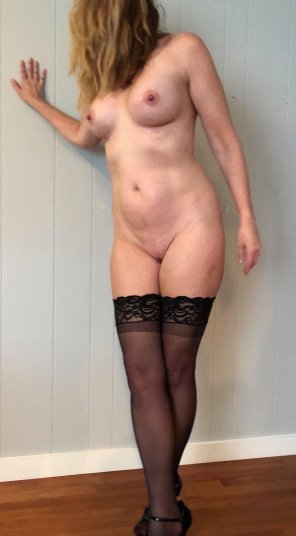 amateur photo Stockings
