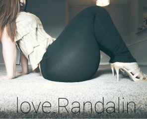 "amateur photo ""huge in heels"" Love.Randalin"