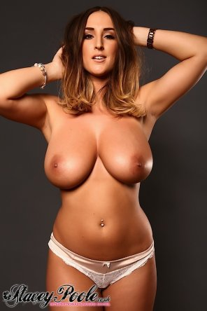 amateur photo Stacey Poole in all her glory
