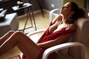 amateur photo Helga Lovekaty