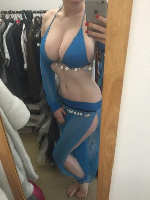 amateur photo Belly Dancer