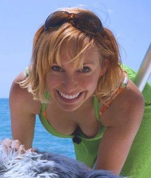 amateur photo Kari Byron
