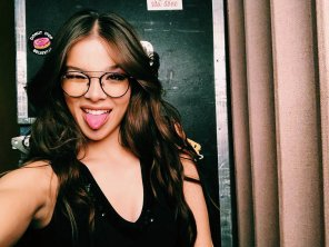 amateur photo Hailee Steinfeld