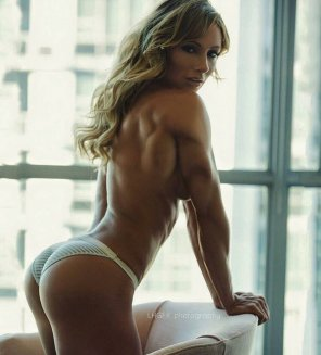 amateur photo Muscle Beauty