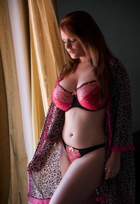Redhead Porn Photo