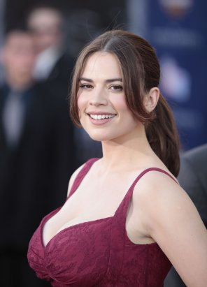amateur photo Hayley Atwell