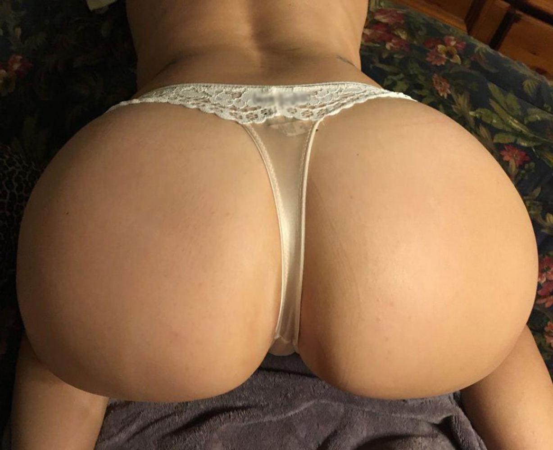 Big Ass Thong Doggystyle