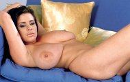 Linsey Dawn Mckenzie relaxing