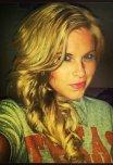 amateur photo Texas Blondie