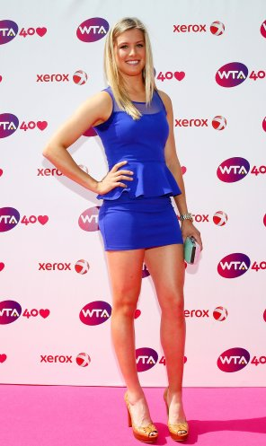 amateur photo Canada's tennis princess Eugenie Bouchard