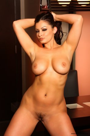 amateur photo Aria Giovanni has still got it