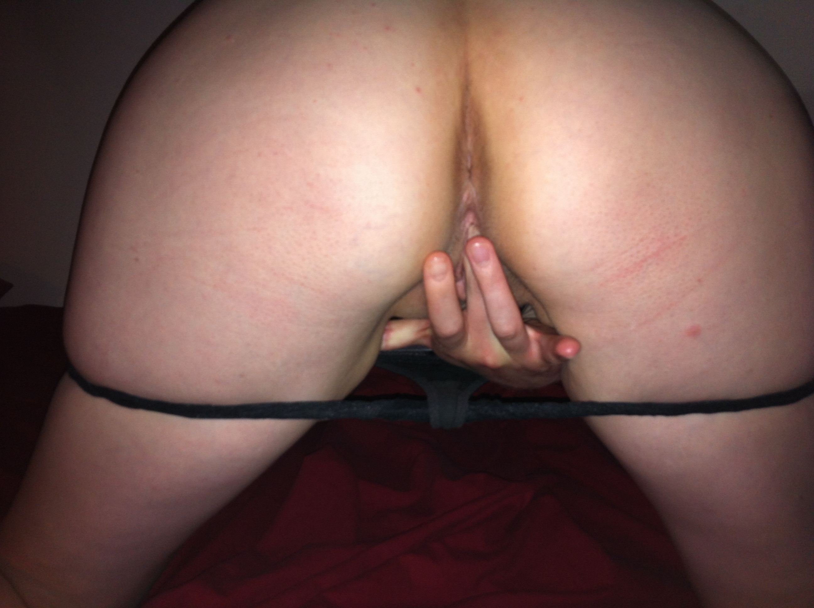 Were visited Playing with my pussy are