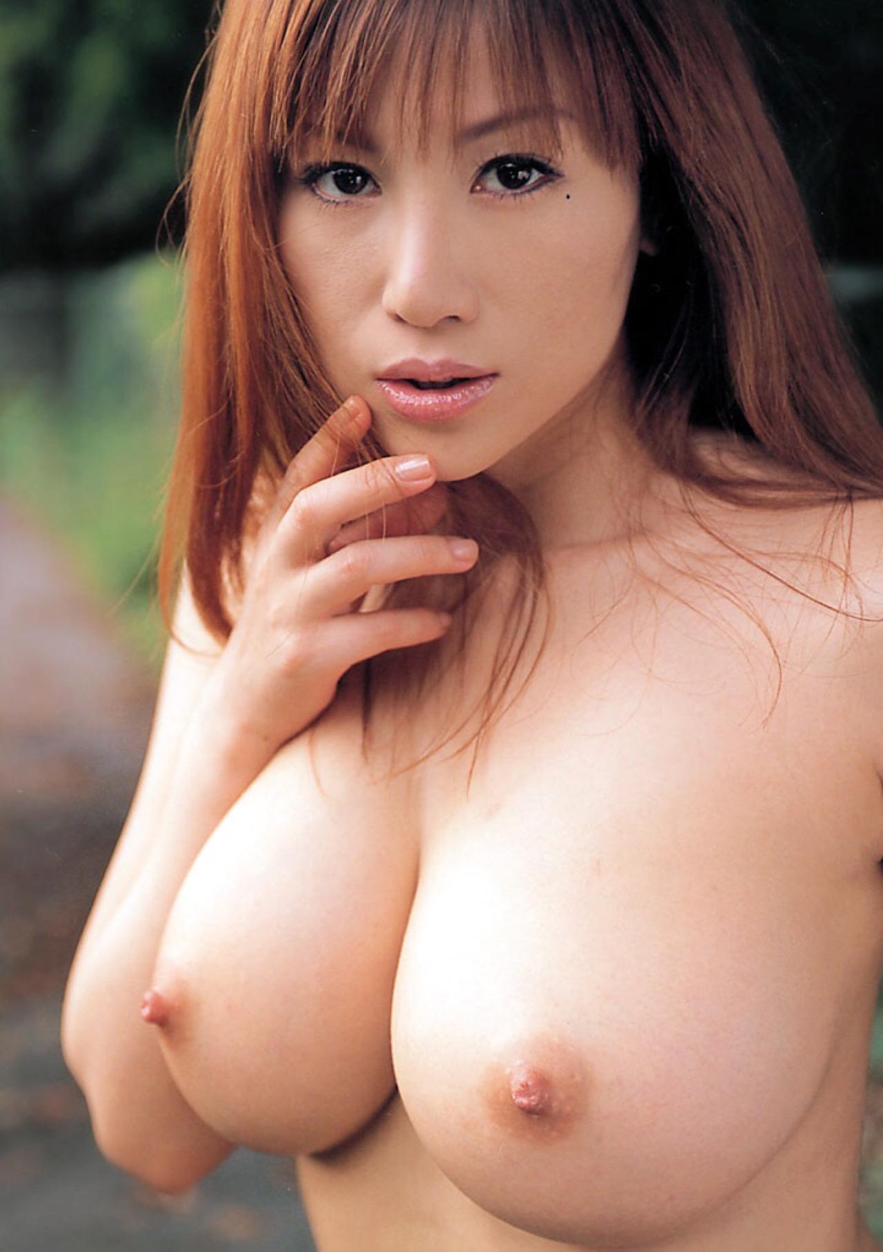 Boob japan natural