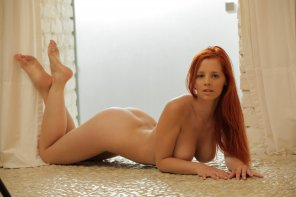 amateur photo Red Hot Ariel