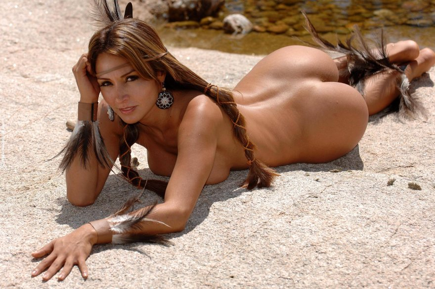 Native American Ass Porn Photo