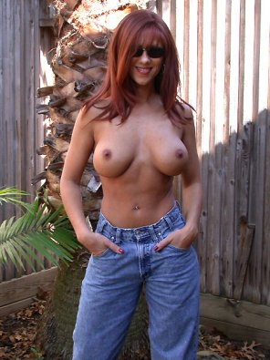 amateur photo Redhead Milf