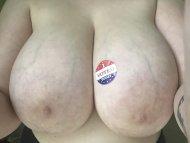 VOTE TODAY, America! [33F]