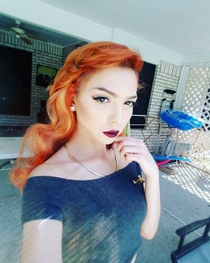 amateur photo Cute redhead - Kennedy