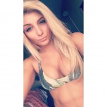 amateur photo Blonde Bombshell