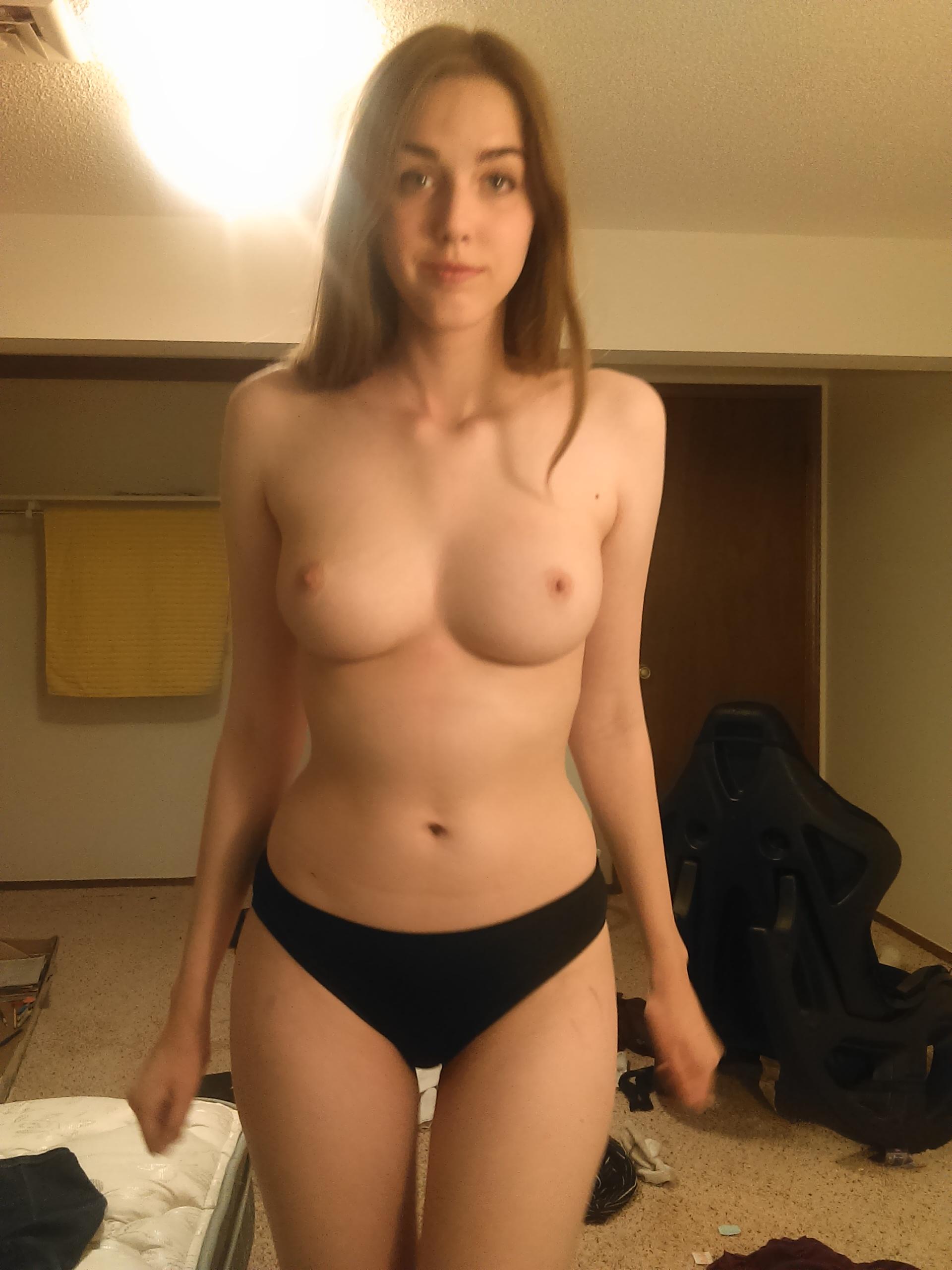 My boobs are tiny
