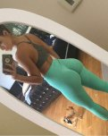 amateur photo Devouring Yoga Pants