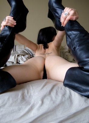 amateur photo Sexy in Boots
